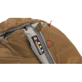 Robens Icefall I Schlafsack gold